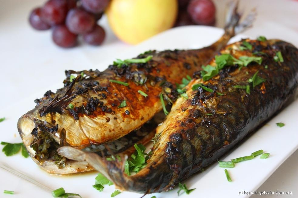 Как вкусно приготовить филе скумбрии